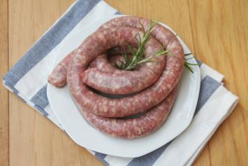 Pork Mild Italian Sausage (rope)