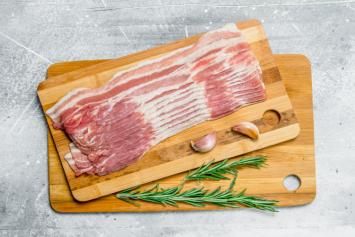 Pork Belly (fresh) - sliced
