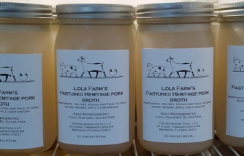 Pork Bone Broth