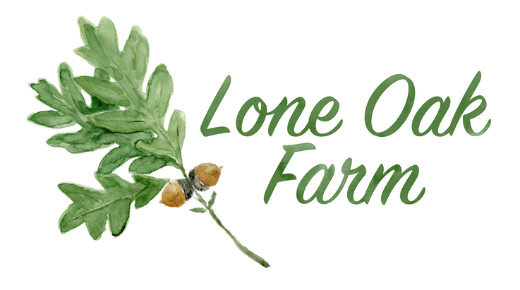 Lone Oak Farm Logo