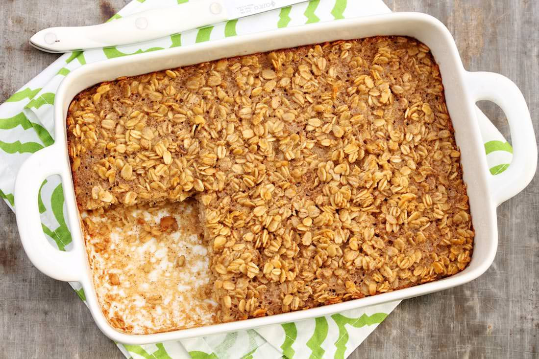 Brown Sugar Baked Oatmeal (9x13)