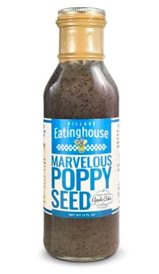Marvelous Poppy Seed Dressing
