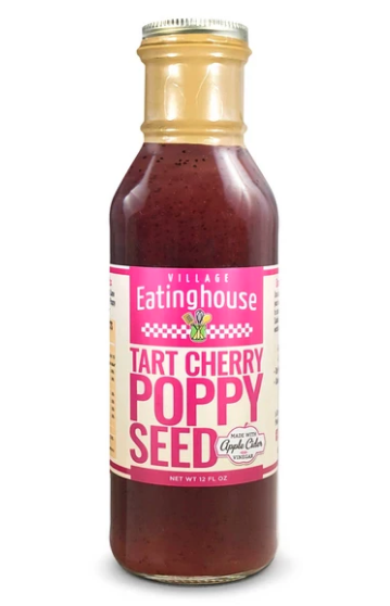 Tart Cherry Poppy Seed Dressing