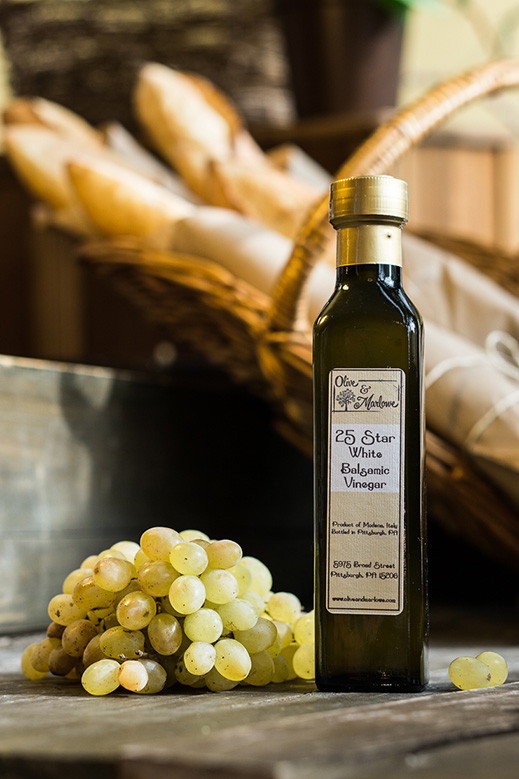 Granny Smith Apple Balsamic Vinegar (250 mL)