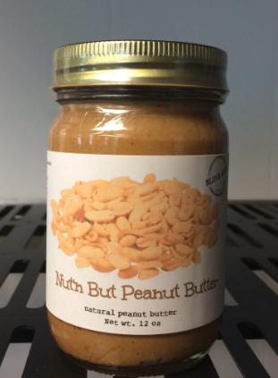 Nut'n But Peanut Butter- No Sugar Added!