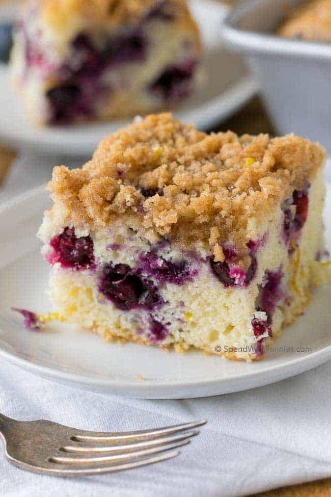 Blueberry Buckle (9x13 Pan)