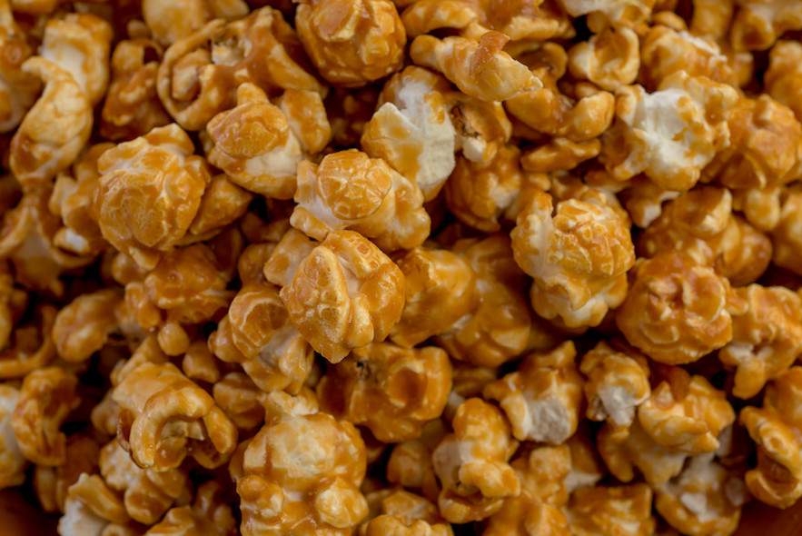 Shirley's Caramel Corn (Party Size)