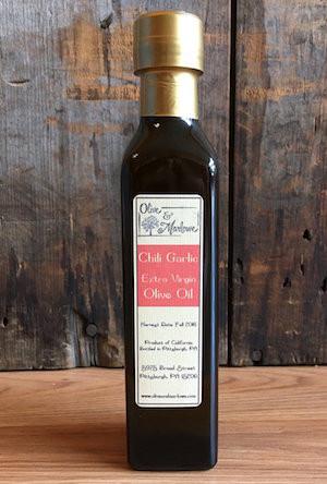 Chili Garlic Olive Oil (250 mL)