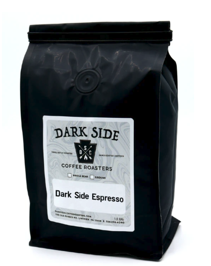 Cinnamon Stick (Ground- Dark Side Coffee)