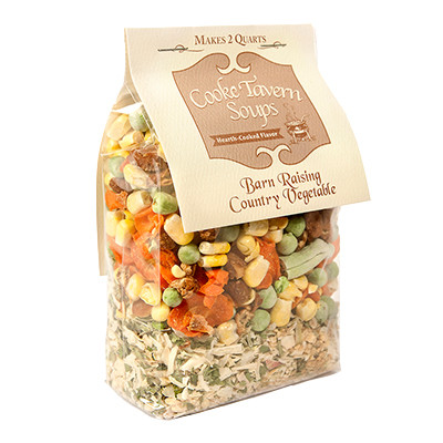 Barn Raising Country Vegetable Soup Mix