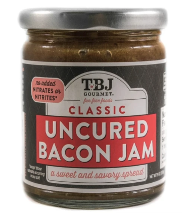 Black Peppercorn Bacon Jam