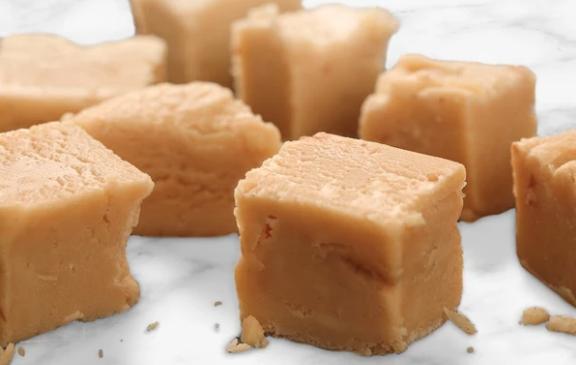 Peanut Butter Fudge (1/2 lb. Slice)
