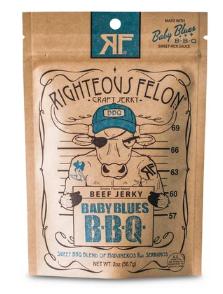 Baby Blues BBQ Beef Jerky
