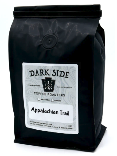 Appalachian Trail Coffee (Ground-Dark Side Coffee)