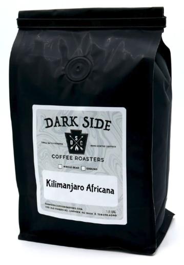 Laurel Mt. Reserve Coffee (Ground- Dark Side Coffee)