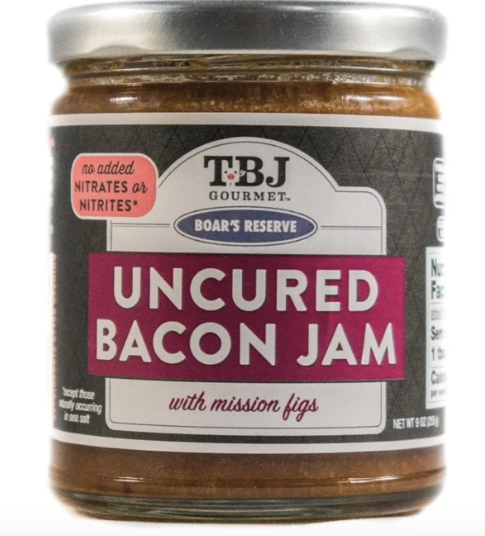 Balsamic and Fig Bacon Jam