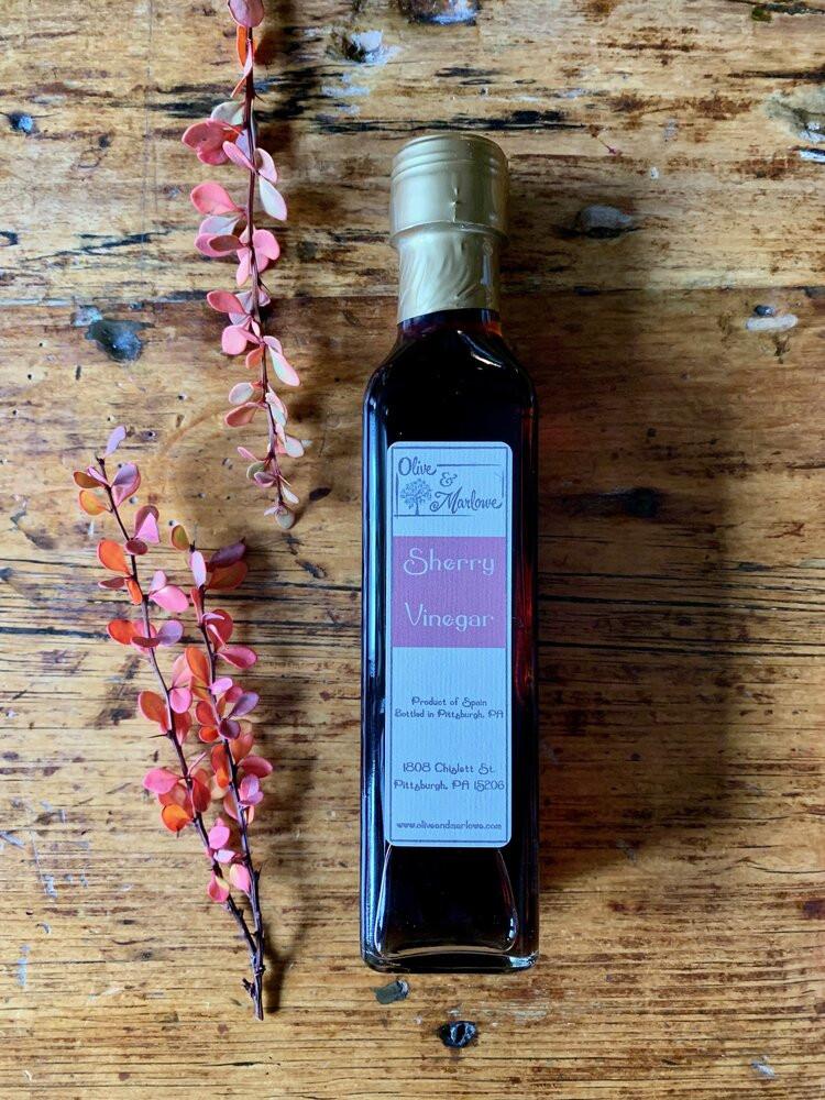 Barrel-Aged Sherry Vinegar (250 mL)