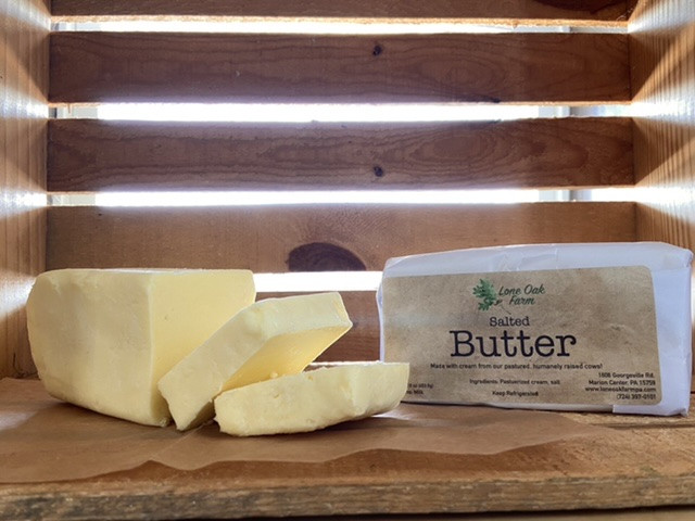 Salted Butter (1 lb Block)
