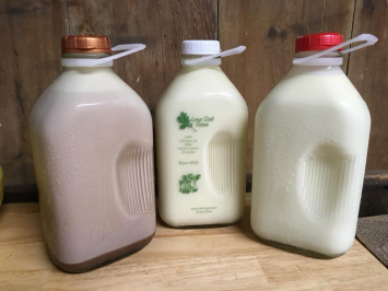 Pasteurized Whole Milk (With Bottle to Return)