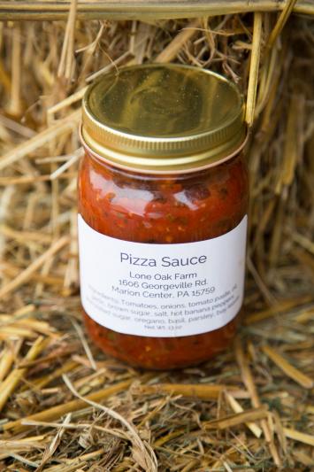 Pizza Sauce Pint