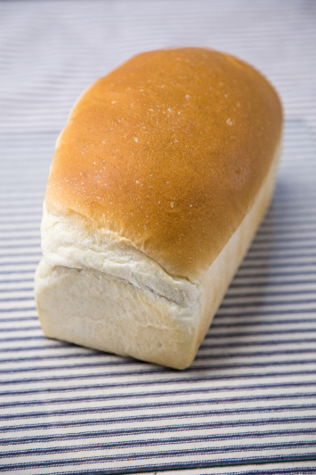 White Bread Loaf