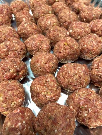 Meatballs (8x8 Tray)