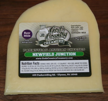 Newfield Junction Cheese