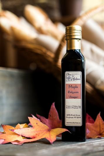 Maple Balsamic Vinegar (250 mL)