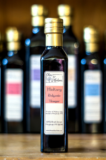 Hickory Balsamic Vinegar (250 mL)