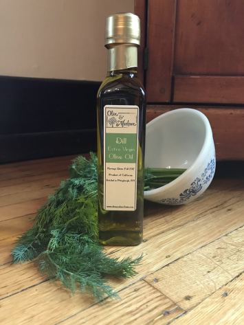 Dill Olive Oil (250 mL)