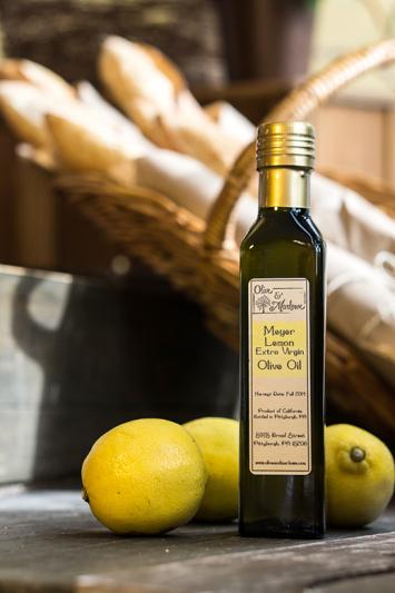 Meyer Lemon Olive Oil (250 mL)