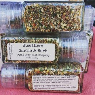 Steeltown Garlic & Herb