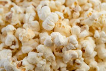 Garlic Parmesan Popcorn (Small)