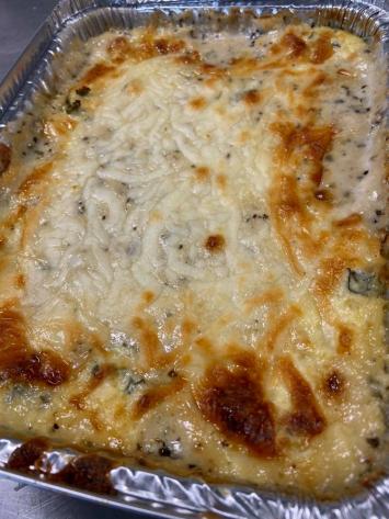 White Zucchini Lasanga (9x13)