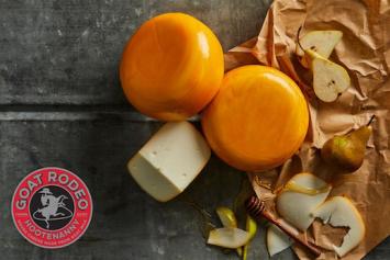 Hootenanny Cheese (Goat Rodeo)