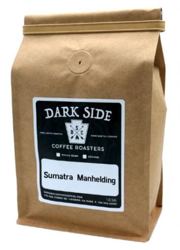 Jamaican Me Crazy (Ground- Dark Side Coffee)
