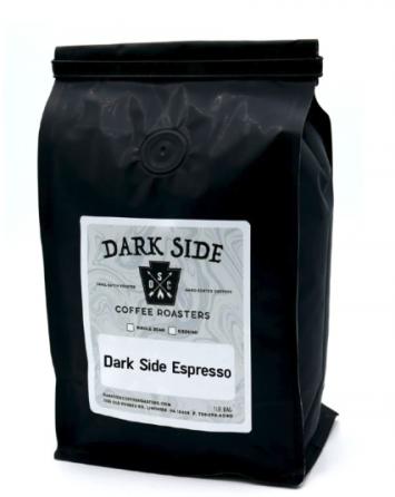 Hazelnut (Ground- Dark Side Coffee)