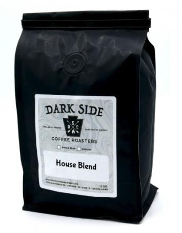 House Blend (Ground- Dark Side Coffee)