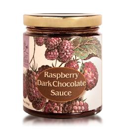 Raspberry Dark Chocolate Sauce
