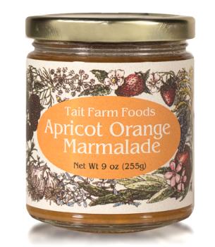 Apricot Orange Marmalade