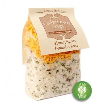 Henna Marie's Potato & Cheese Soup Mix (GF)