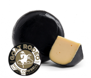 More Cowbell Cheese (Goat Rodeo)