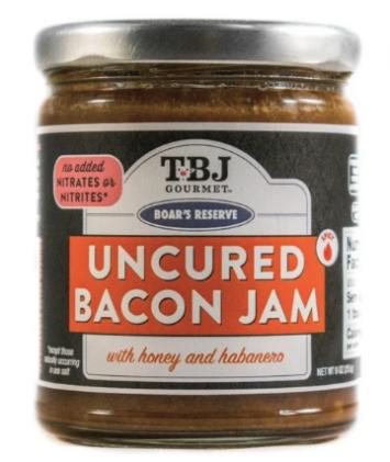 Honey Habanero Bacon Jam