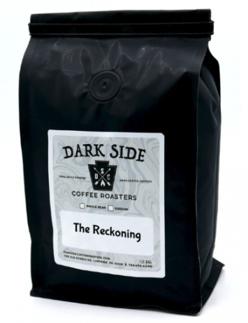 The Reckoning (Whole Bean- Dark Side Coffee)