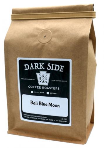 Bali Blue Moon (Ground- Dark Side Coffee)
