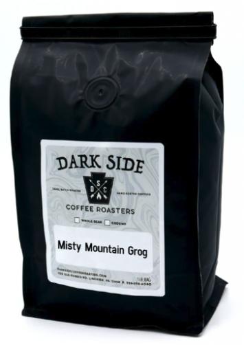 Misty Mountain Grog (Ground- Dark Side Coffee)