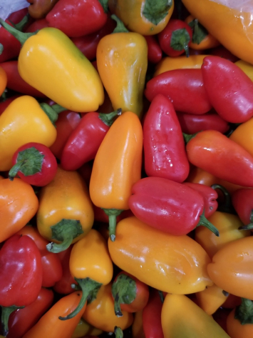 Super Sweet Lunchbox Peppers
