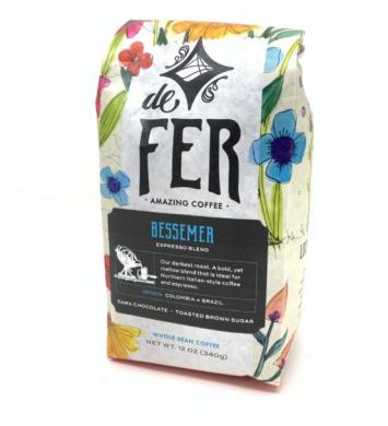 Bessemer Ground Coffee (de Fer)