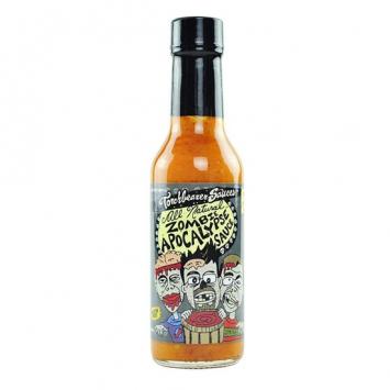 Zombie Apocalypse Hot Sauce