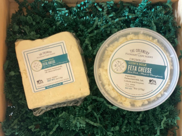Cow's Milk Feta (6 oz Block)